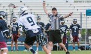 Referees Corner. Posizioni di gioco. Newsletter 03M/2019