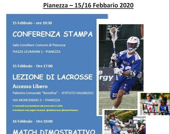 Il lacrosse ritorna in Piemonte!