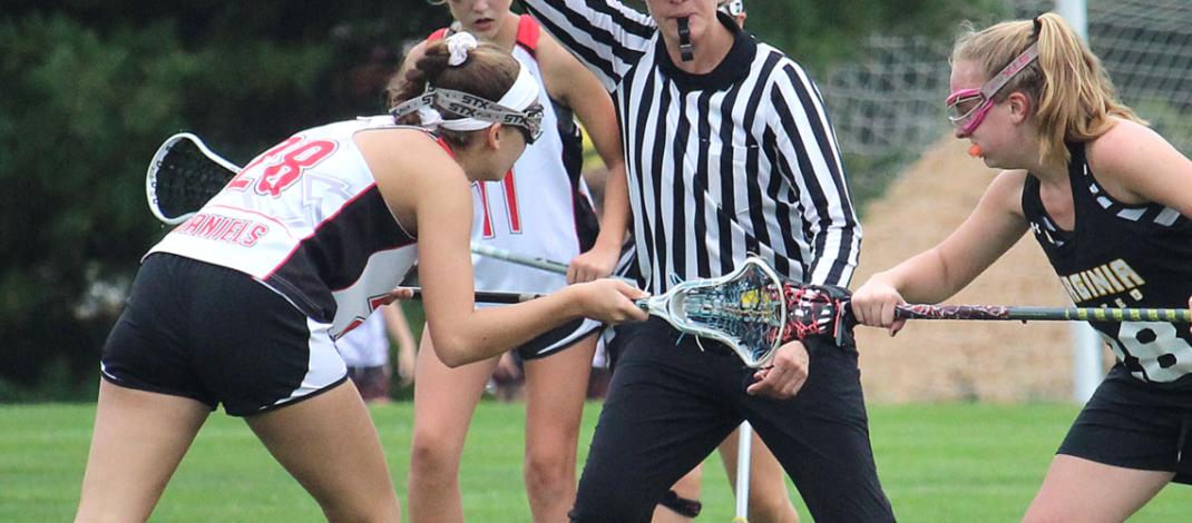 Lacrosse 6 vs 6,  Nuova Disciplina al Femminile